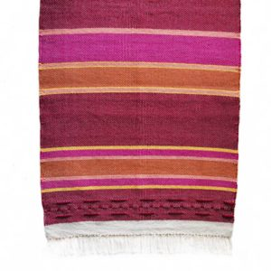 motifs tapis en laine Shakti fabrication artisanale